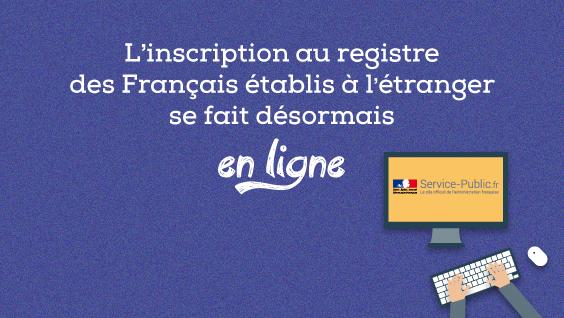 Registre Des Français De Létranger Inscription Actualisation