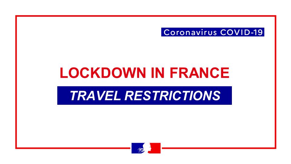 Covid 19 Lockdown In France La France En Nouvelle Zelande
