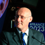 Bernard Laporte, President of the French Rugby Federation - JPEG