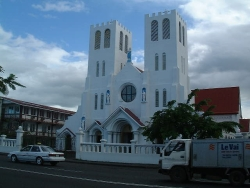 Samoa | Catholic church - JPEG