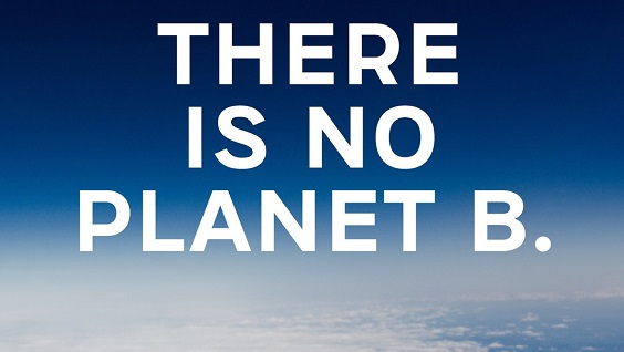 "There is ""No Planet B"" - JPEG"