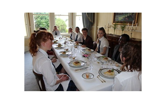 "Wellington East Girls College ""Culinary Experience"" at the Residence"