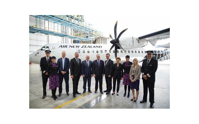 Air NZ announces the purchase of 15 new ATR72-600