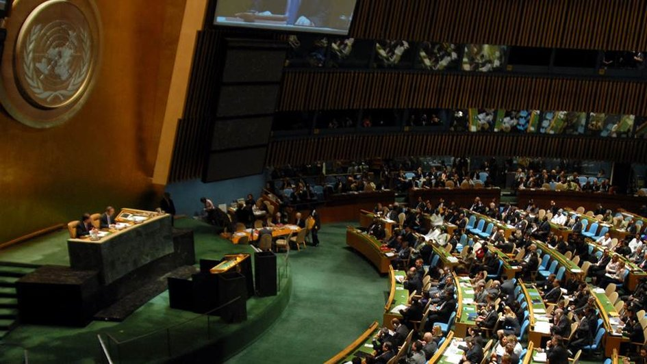 United Nations General Assembly - JPEG
